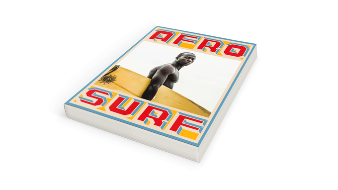 Joseph, Casamance, Senegal - photo by Lupi Spuma - Sample Cover of AFROSURF