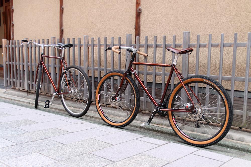 漆_自転車
