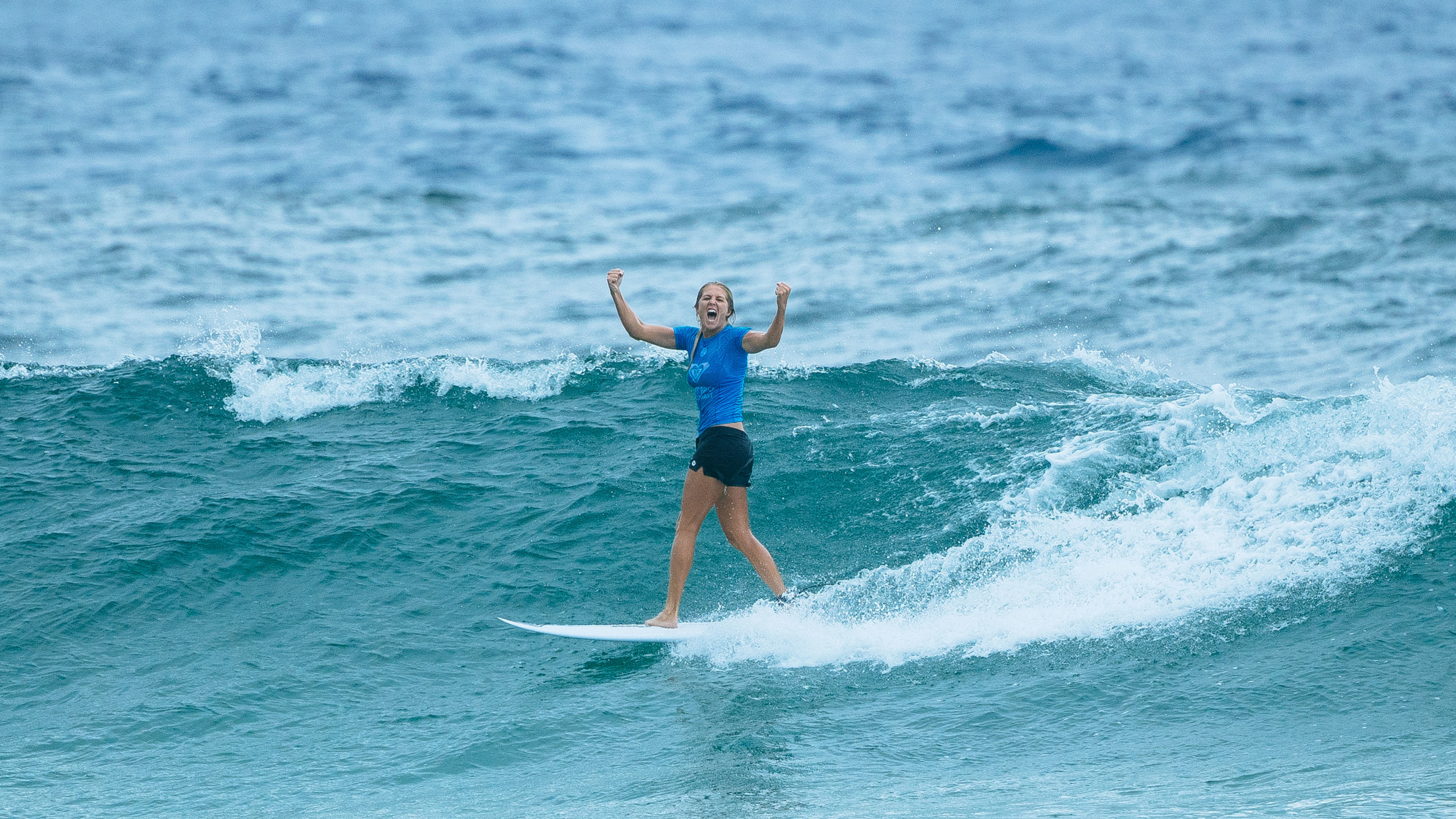 Road To The Rip Curl WSL Finals: Equality Evolution